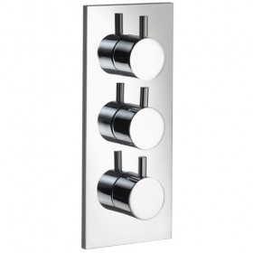 SL5 Triple Control Shower Valve