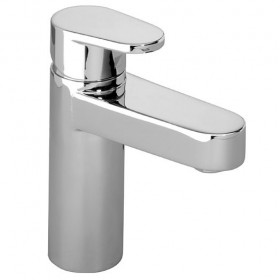 Roper Rhodes Stream Basin Mixer inc Push Button Waste