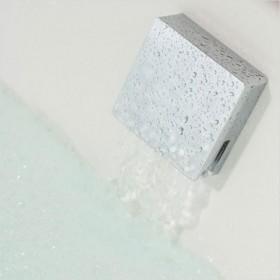 Square Smartflow Bath Filler