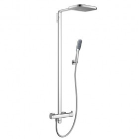 Urban Shower Mixer Handset Two Function Overhead Rainshower