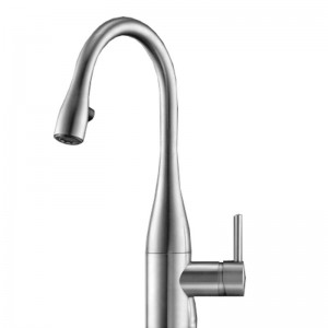 Eve Mini Light Sink Mixer With Pull Out Aerator