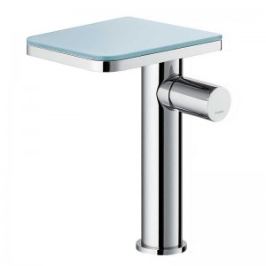 Annecy Glass Tall Basin Mixer