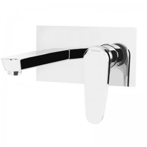 Claret Wall Mounted Bath Filler