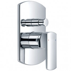 Dekka Manual Concealed Shower Valve With Diverter