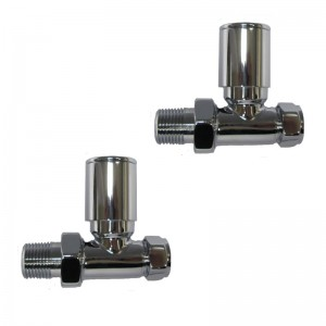 Tapstore Straight Radiator Valves