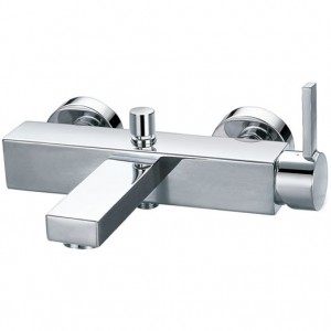 STR8 Single Lever Wall Bath Shower Mixer
