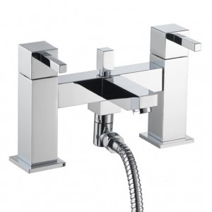 Pura Bathrooms SQ2 Bath Shower Mixer