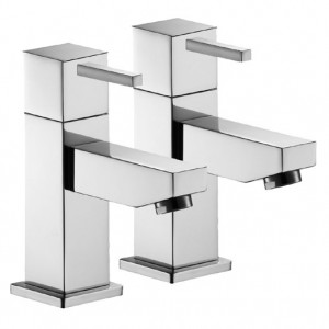 SQ2 Bath Taps Pair