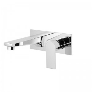 Roper Rhodes Code Wall Mounted Basin Mixer