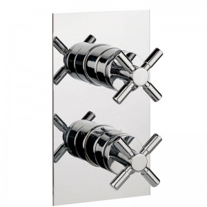 Totti Dual Control Thermostatic Shower Valve