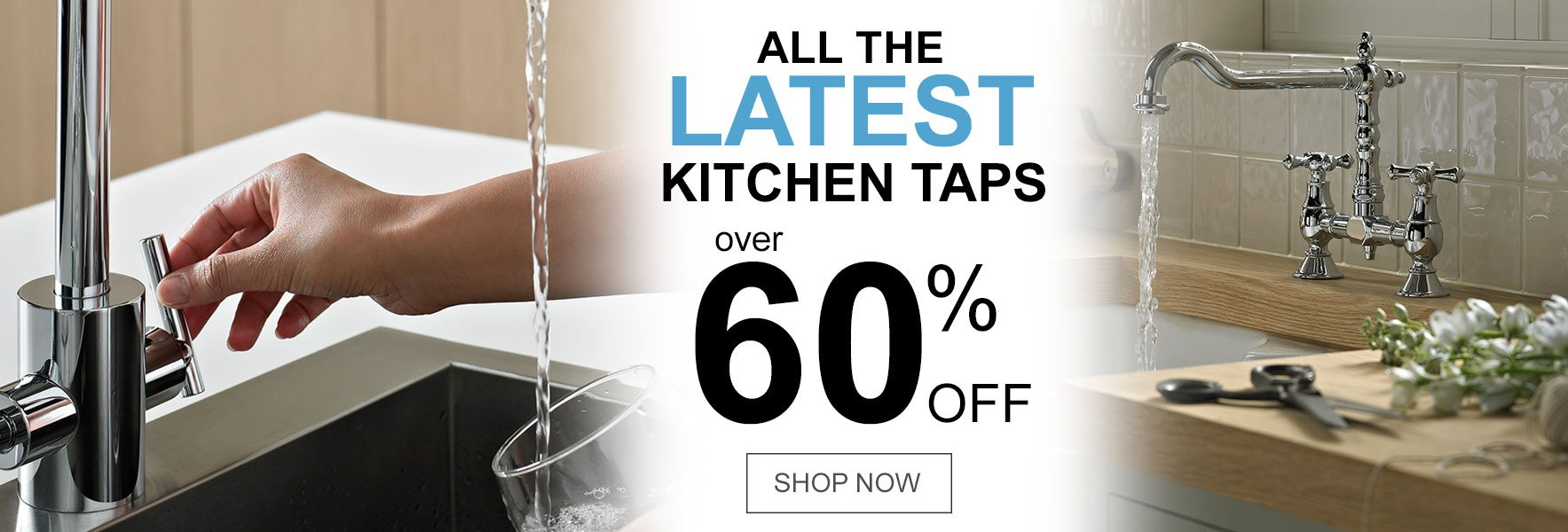 Kitchen Taps and Mixers