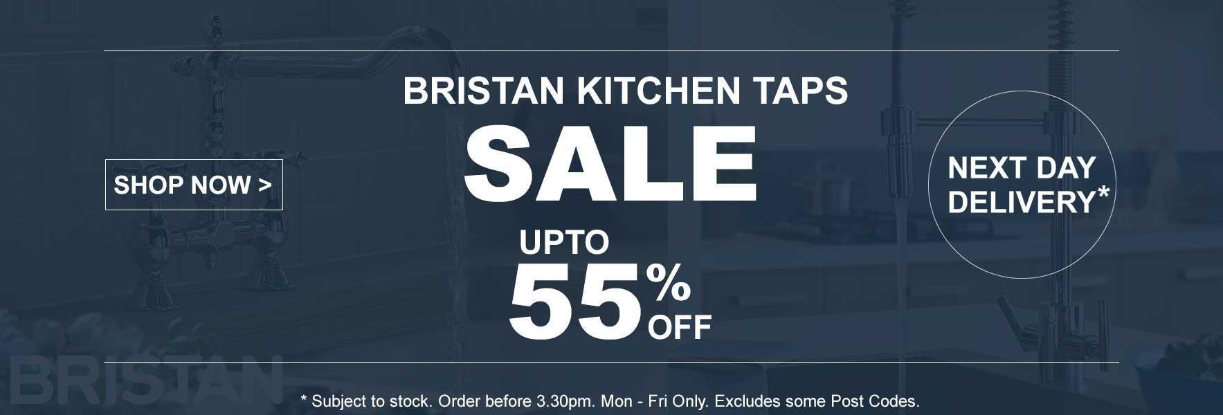 Bristan Kitchen Taps
