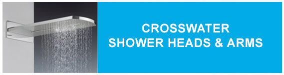 Crosswater Shower Heads and Arms Sale
